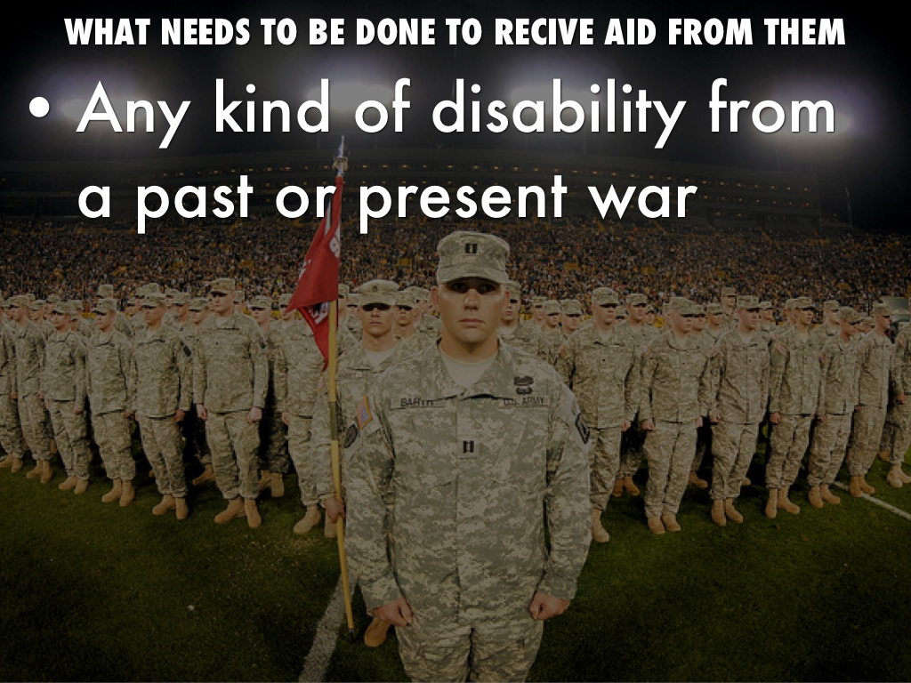 Disabled Veterans Of America By Andrew Reske