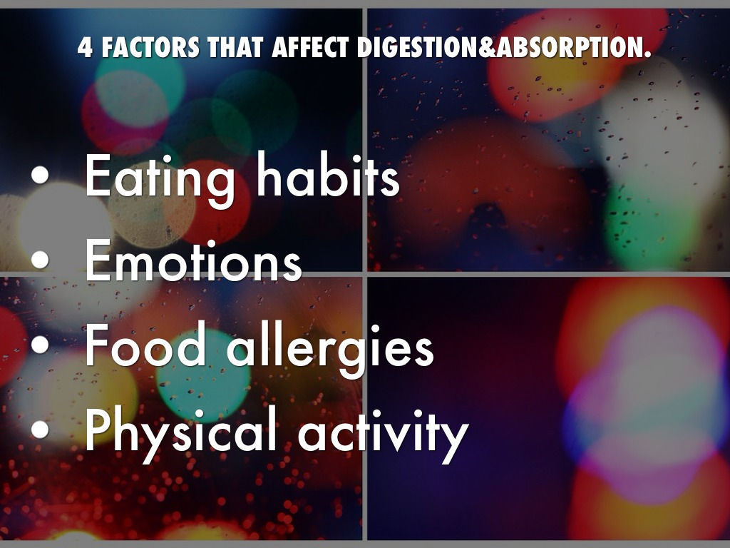 factors that affect study habit Eating habits have been a major concern among university students as a determinant of health status the aim of this study was to assess the pattern of eating habits and its associated social and psychological factors among medical students environmental factors also contribute to adoption of.