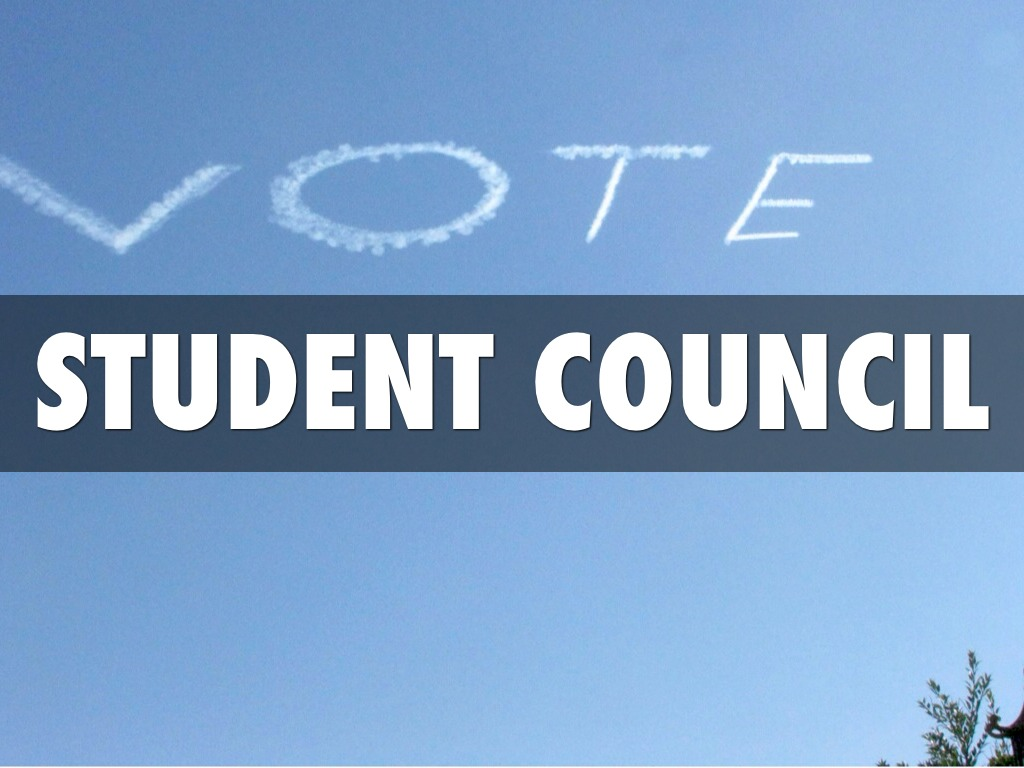 student concil The main role of a student council is to promote the interests of the student  community and facilitate student involvement in school affairs, in co-operation  with.
