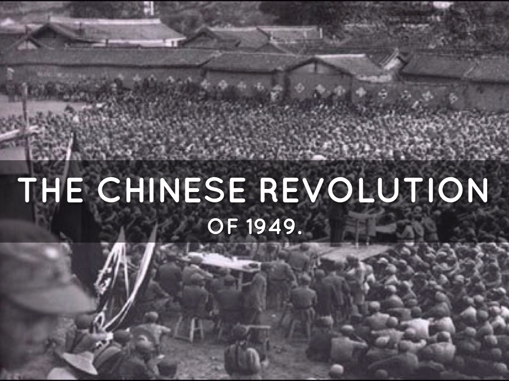 comparison between the chinese revolution of 1949 and the cuban revolution of 1959