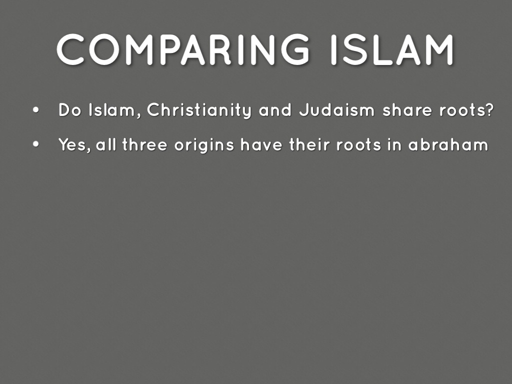 contemporary struggles within islam christianity and judaism D struggle and conflict in early christianity compared with struggle and conflict in early islam in his short second chapter dr bucaille focuses upon internal struggle in the young christian community, with the implication that this could effect the validity of the gospel message.