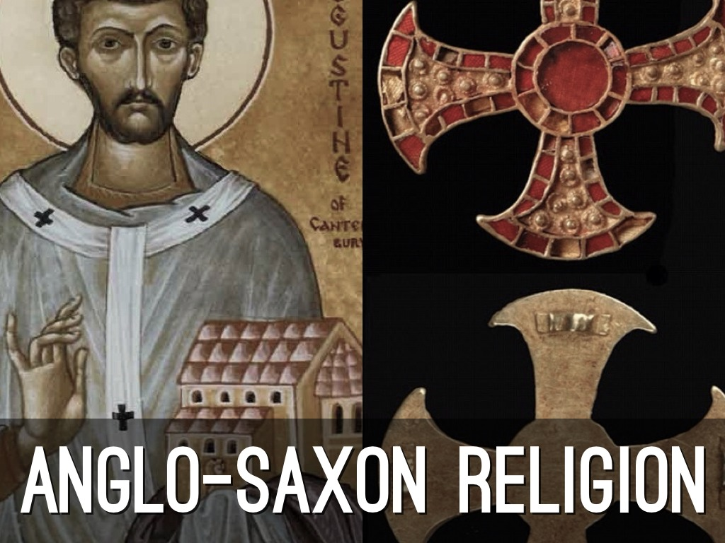 anglo saxon religion The anglo-saxons were originally pagan in religion anglo-saxon kinship practices differed from those of the christian british, adding to the difficulty of the assimilation of the two groups.