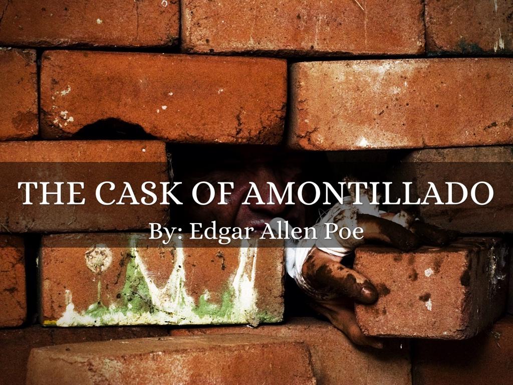 the cask of amantillado revision