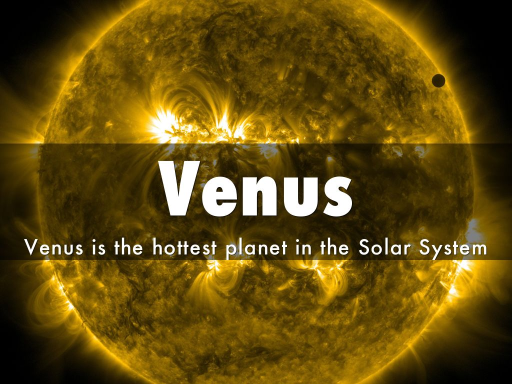 Hottest planet