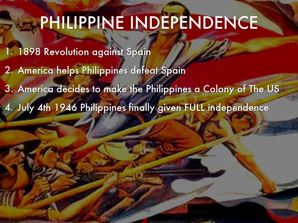 Image result for philippine independence 1946 and moro people pic