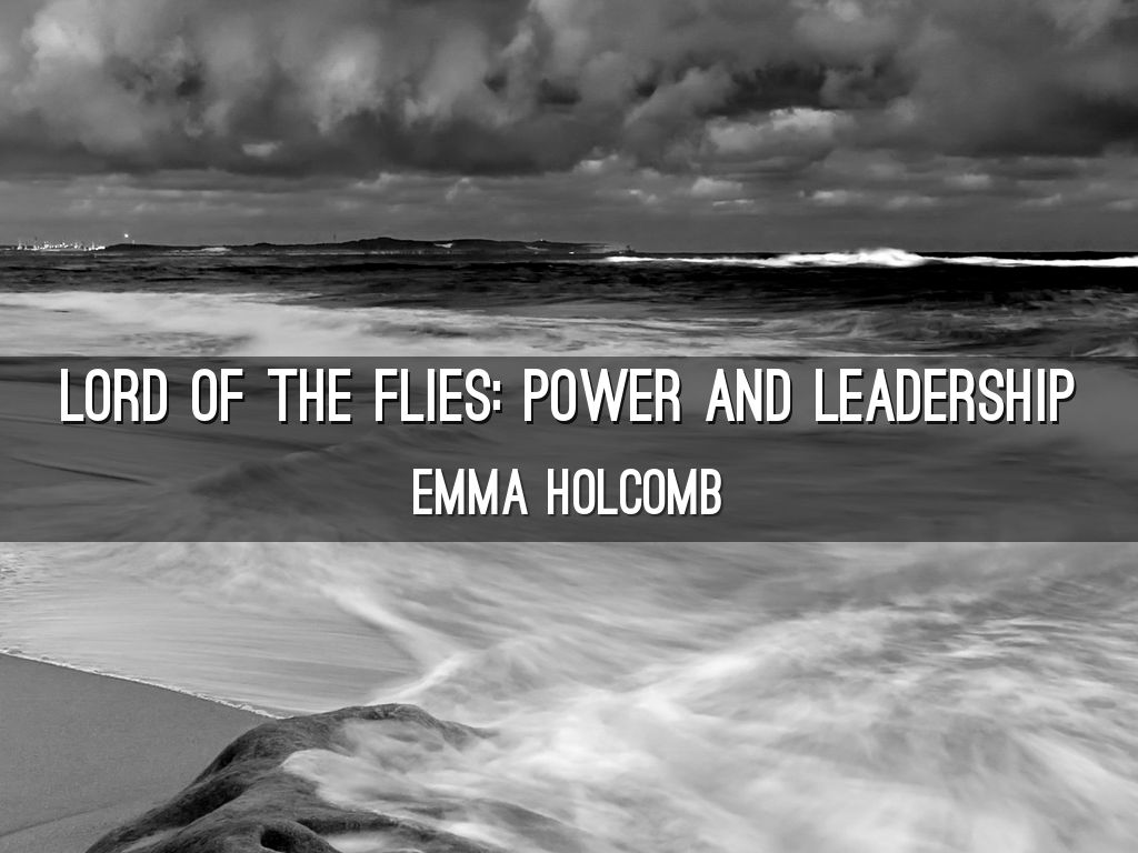"""leadership in lord of the flies Lord of the flies by william golding home / literature / lord of the flies / quotes /  he's set up to be a good leader, taking into account the needs and desires of his group too bad it's not going to last chapter 1 summary power quote #3 """"you're no good on a job like this."""