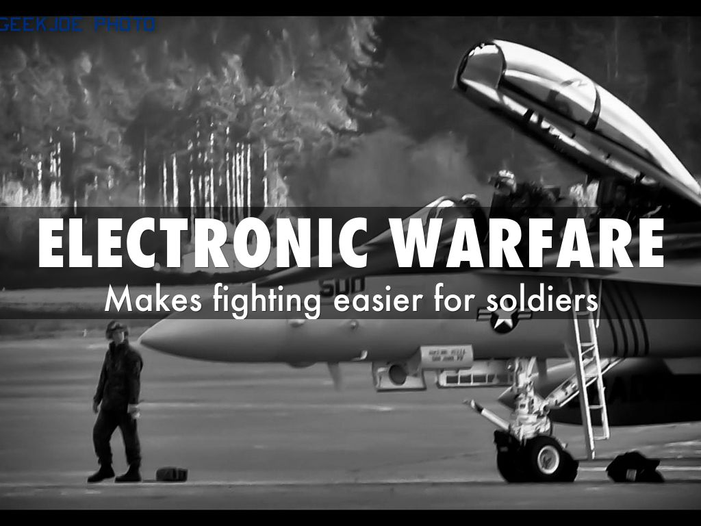 electronic warfare Noun: 1 electronic warfare - military action involving the use of electromagnetic energy to determine or exploit or reduce or prevent hostile use of the electromagnetic spectrum.