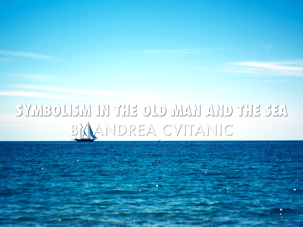 symbolism in the old man and the sea essays At the end of the old man and the sea, the exhausted santiago removes his mast from his skiff, and haltingly drags it up the beach to his shack by resting one end of (read full symbol analysis) cite this page.