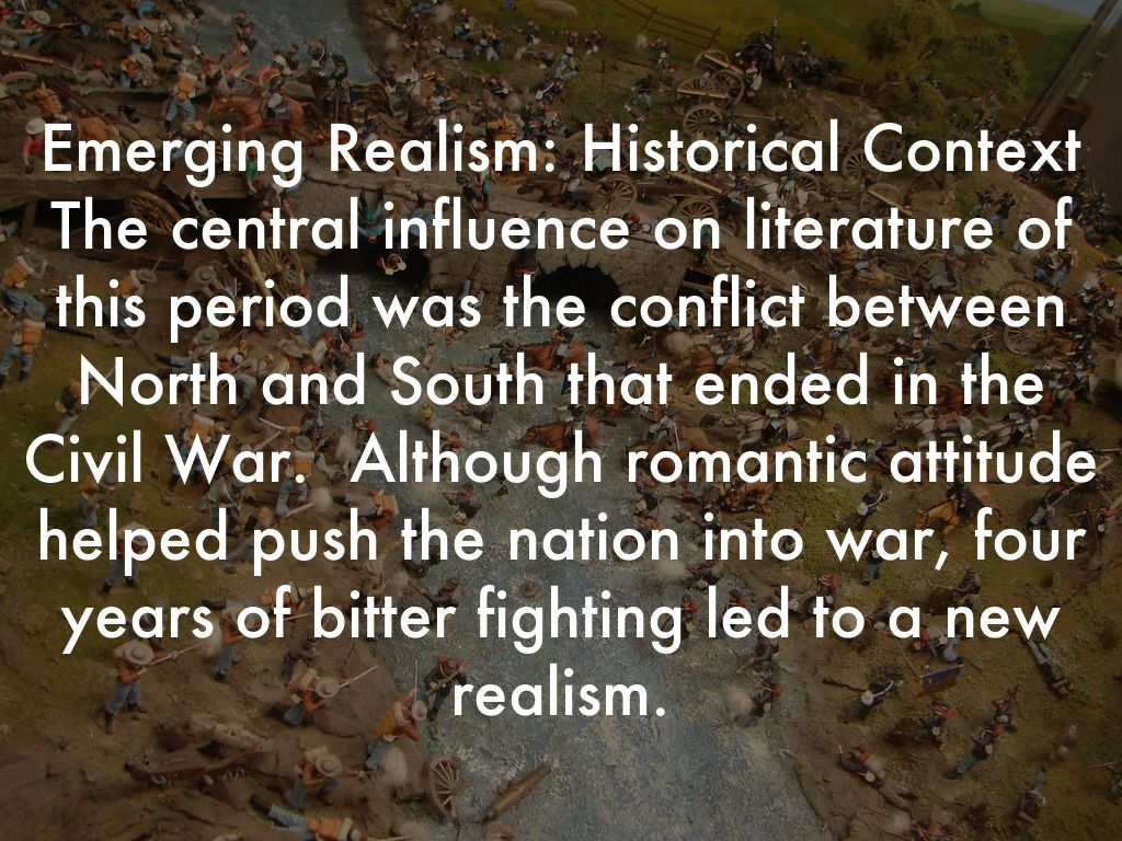 a history of the conflict between the north and the south This page discusses some of the differences that existed between the north and south before the civil war.