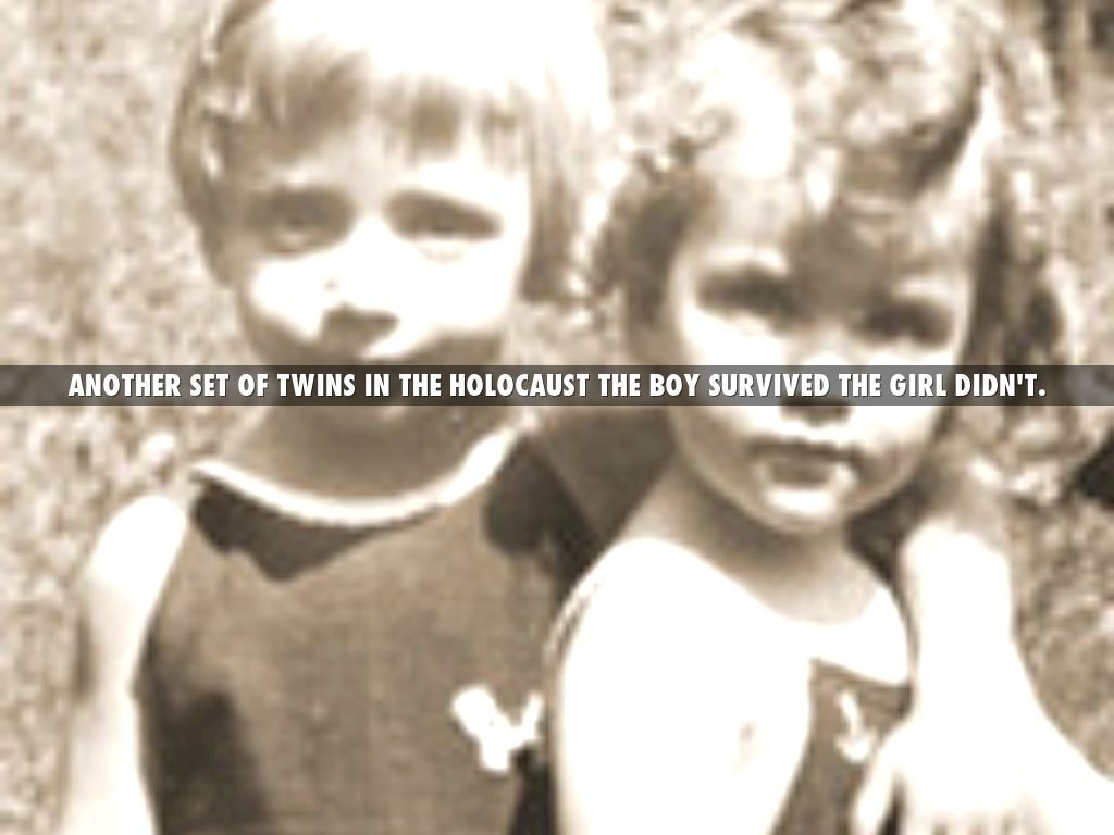 Holocaust experiments on babies