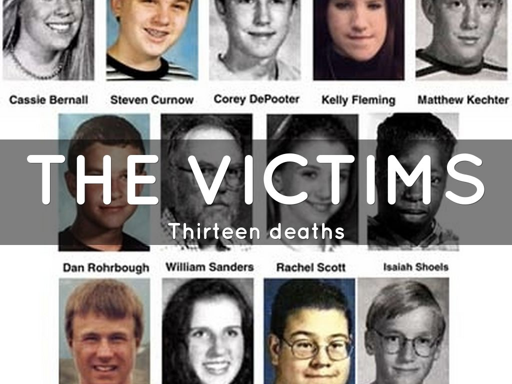 columbine rampage essay All of this follows, of course, in the wake of the shooting rampage at columbine high school in littleton, colo, last spring it was tragic enough that, in this incident and several other.