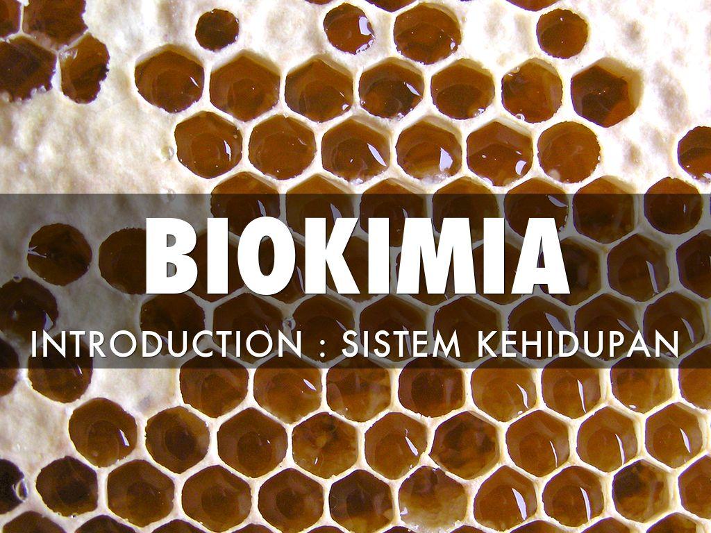 Biochemistry & Energy