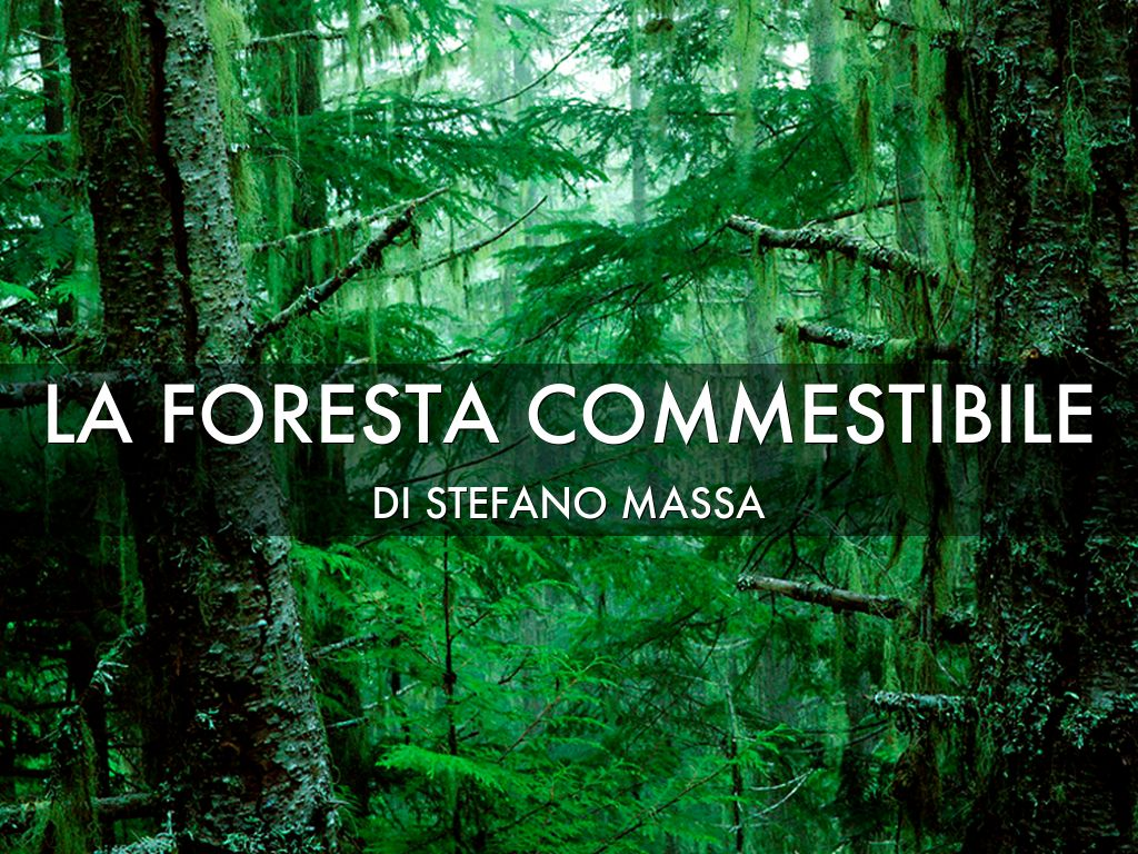 La Foresta Commestibile