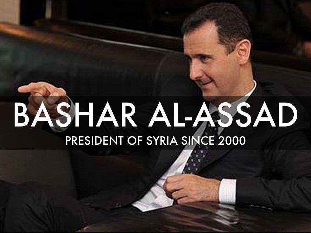 Bashar al-Assad by aiyannaxd