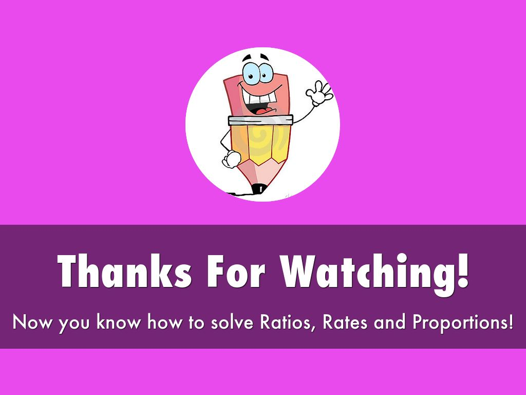 Ratios Rates And Proportions By Jmw6226