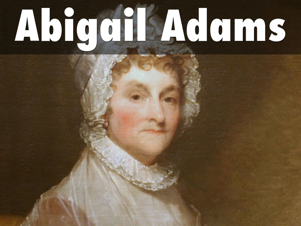 abigail adams Click here for a list of interesting facts about abigail adams which includes all the important information you need to know about this important woman of.