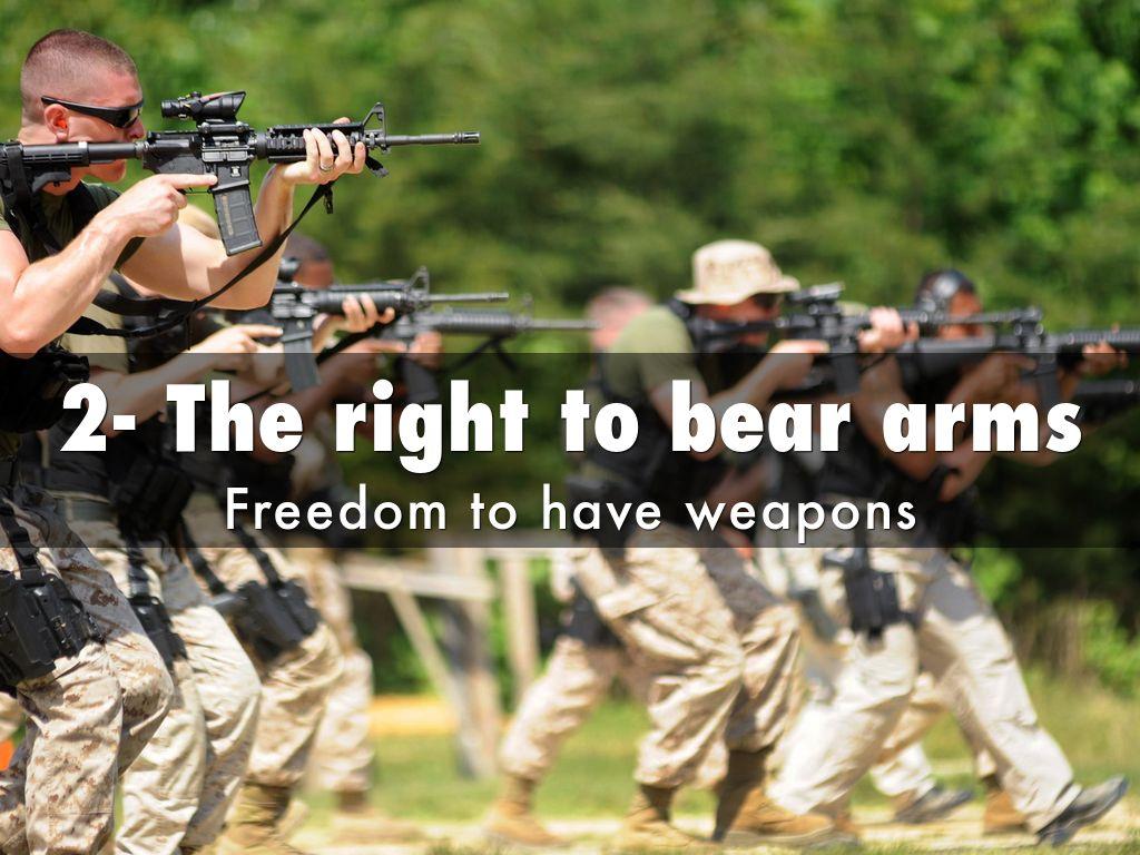 Amendment II  The United States Constitution