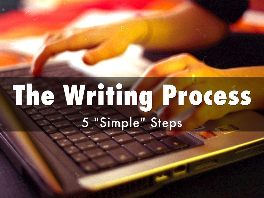 The Writing Process Yoe