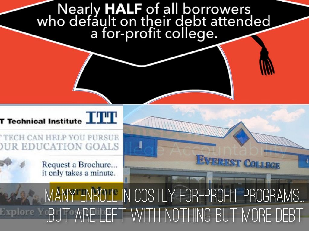 pro profit colleges The examples and perspective in this article deal primarily with the united states and do not represent a worldwide view of the subject you may improve this article, discuss the issue on the talk page, or create a new article, as appropriate.