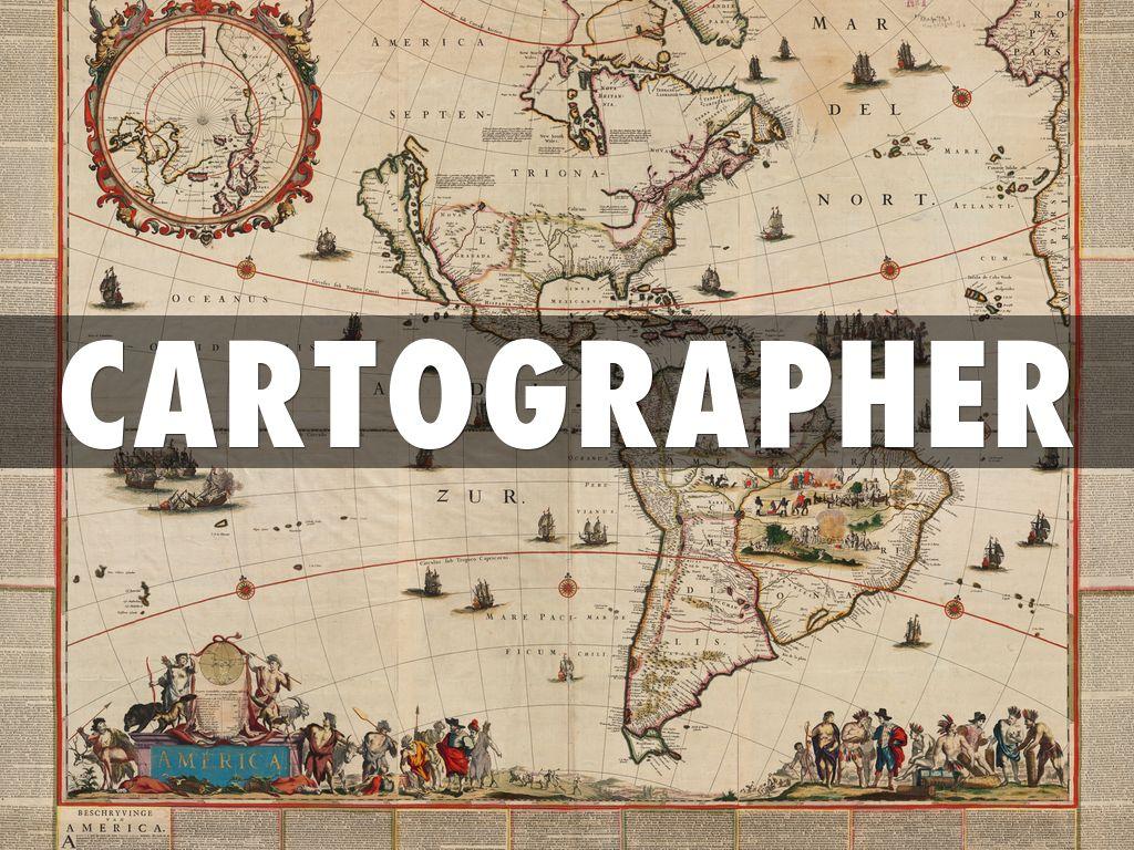 Cartographer By Zim187