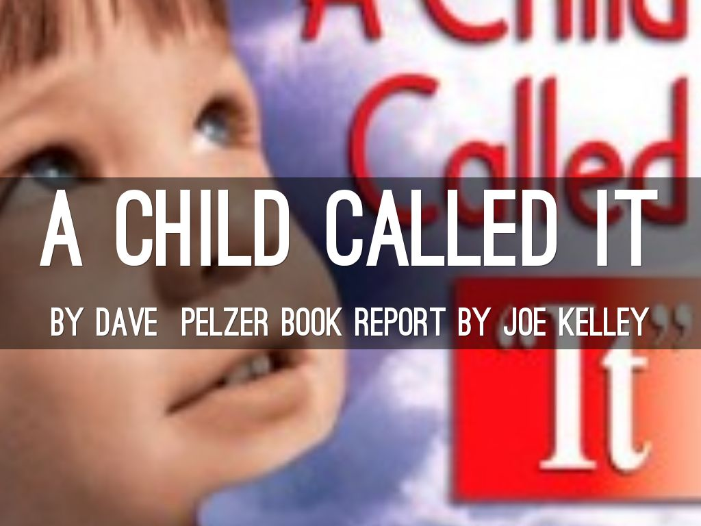 book report for a child called