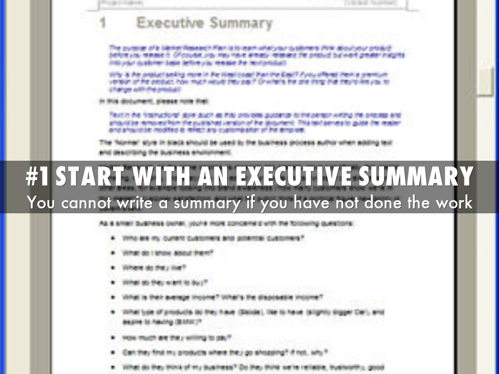 Top Business Plan Executive Summary Sample Startup Cleaning Services ...