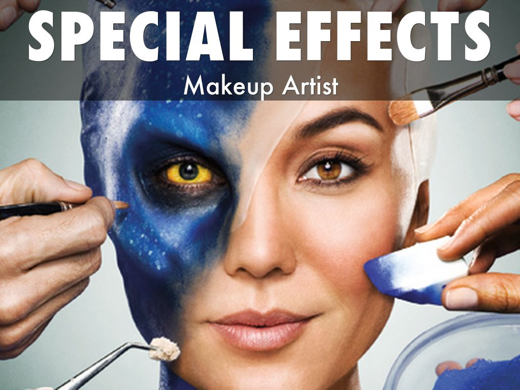how to become a successful special effects makeup artist