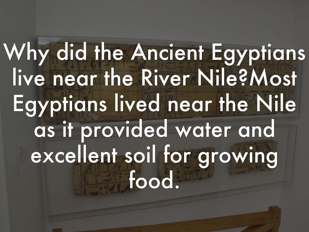 Ancient egypt crops