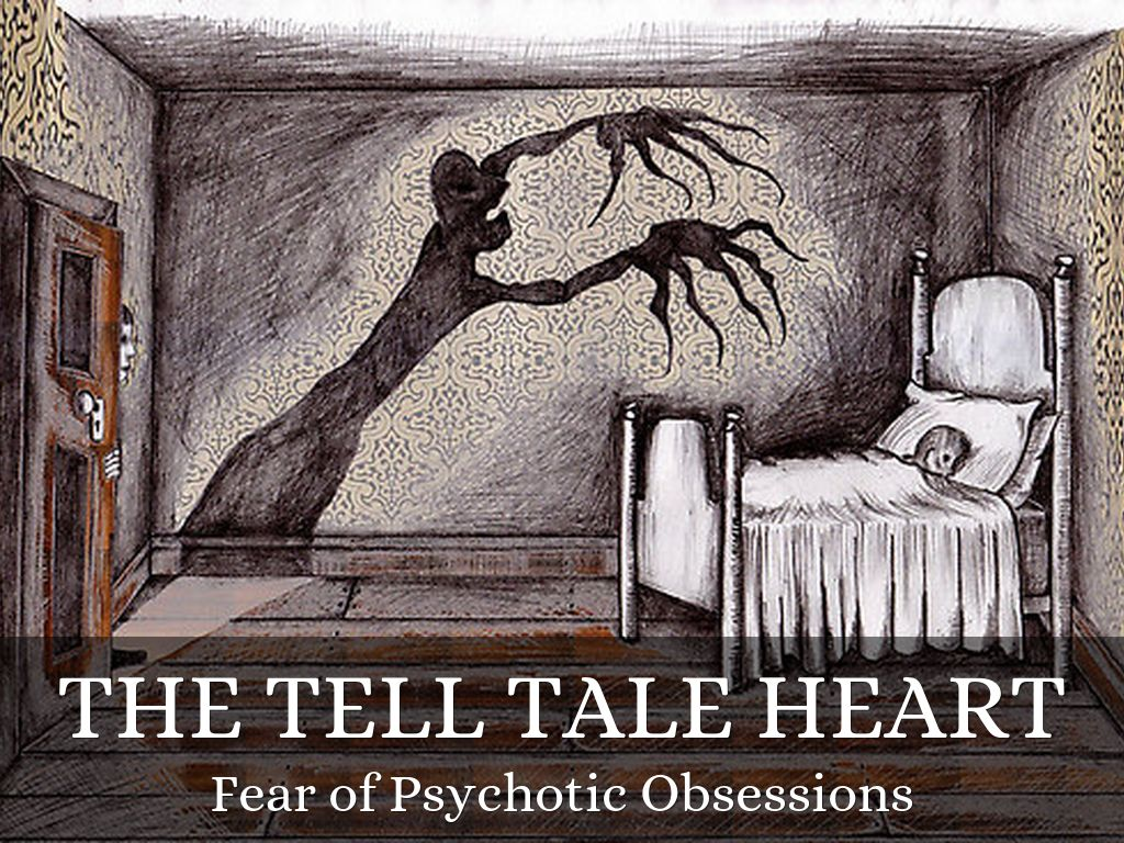 a tell tale heart tells a tale 'the tell-tale heart' is a gothic novel in miniature all of the elements of the gothic novel are here: the subterranean secret, the gothic space (scaled down from a full-blown castle to a single room), the gruesome crime - even the hovering between the supernatural and the psychological.