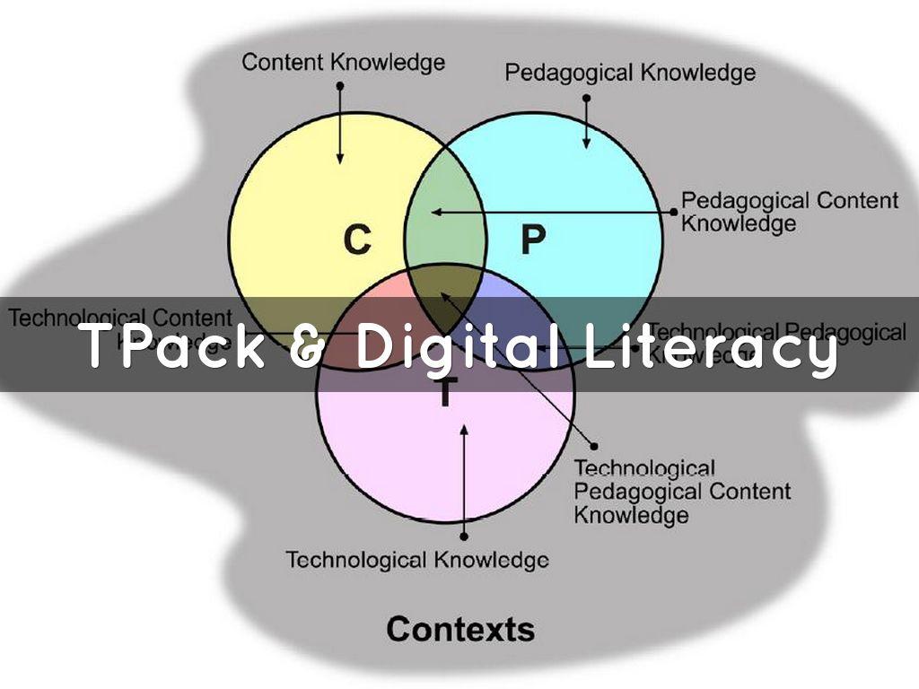 TPack & Digital Literacy