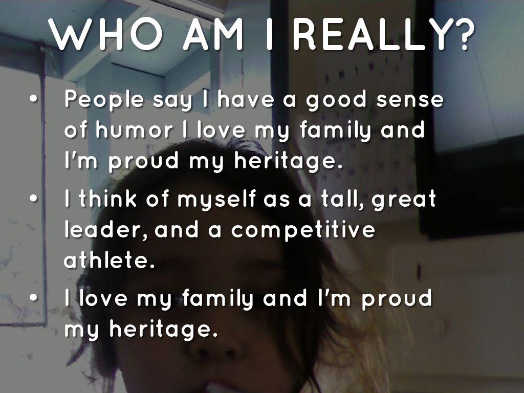 Who I Am by Denaris DeRosa