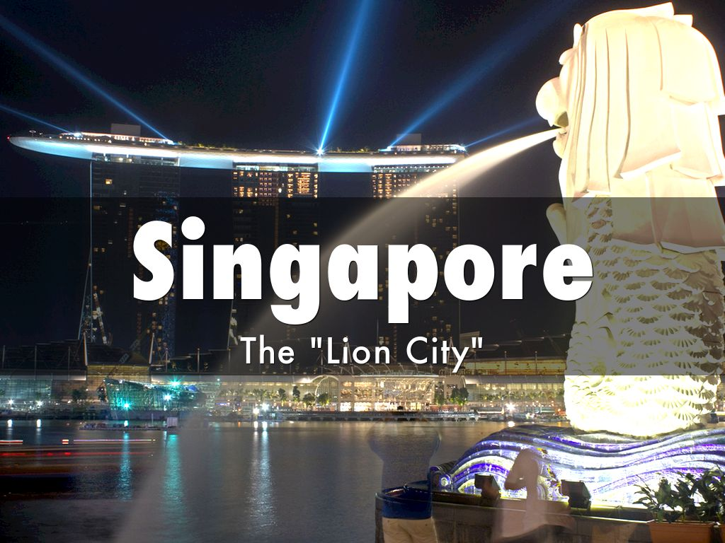 Singapore first part