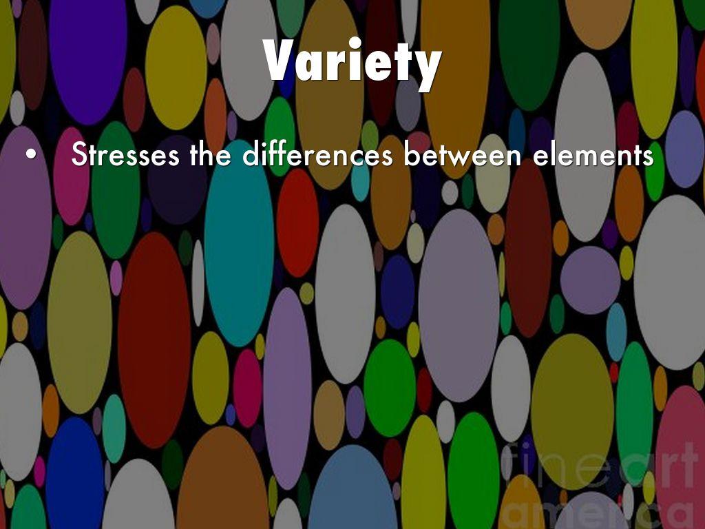 Principles Of Design Variety : Principles of design variety examples pixshark