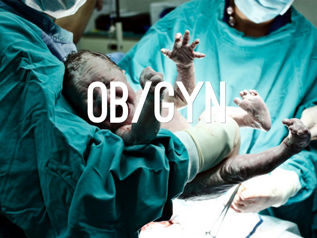 obstetrics doctor