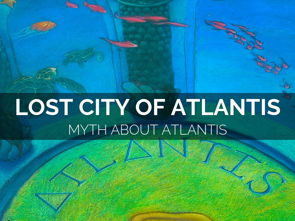an analysis of the literature of atlantis the lost city Everything after z by dictionary a superhero hailing from the lost city of atlantis superheroes and lost cities aside, the space shuttle atlantis was.