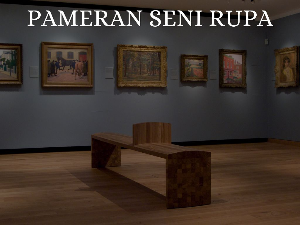 PAMERAN SENI RUPA by yosirespati
