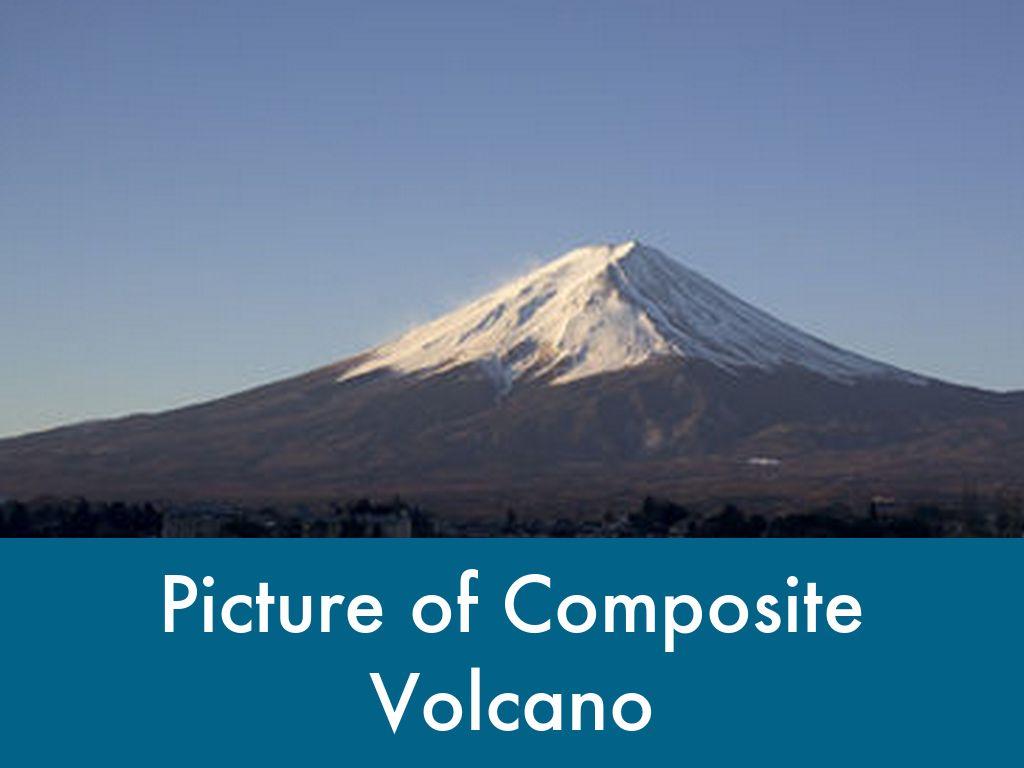 Composite Cone Volcano : Volcanoes by doddapranit