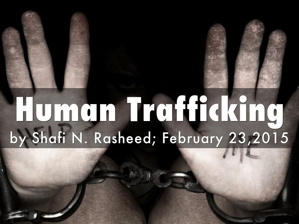 copy of human trafficking presentation by nearous47