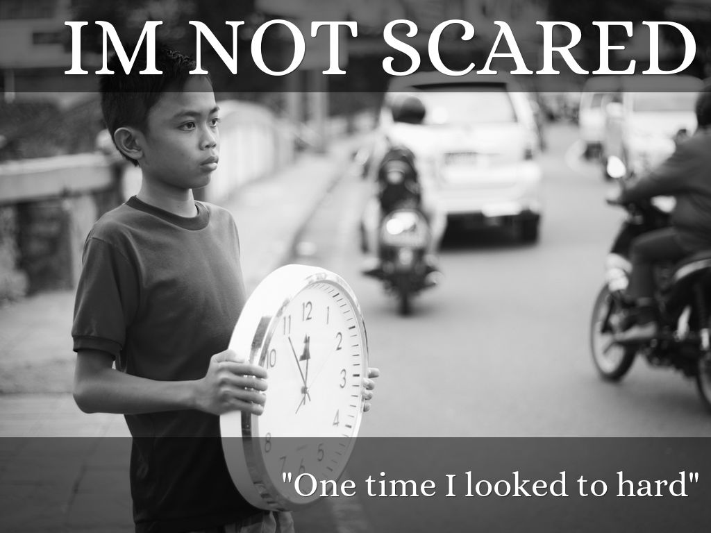 im not scared Read free book excerpt from i'm not scared by niccolò ammaniti, page 4 of 16.