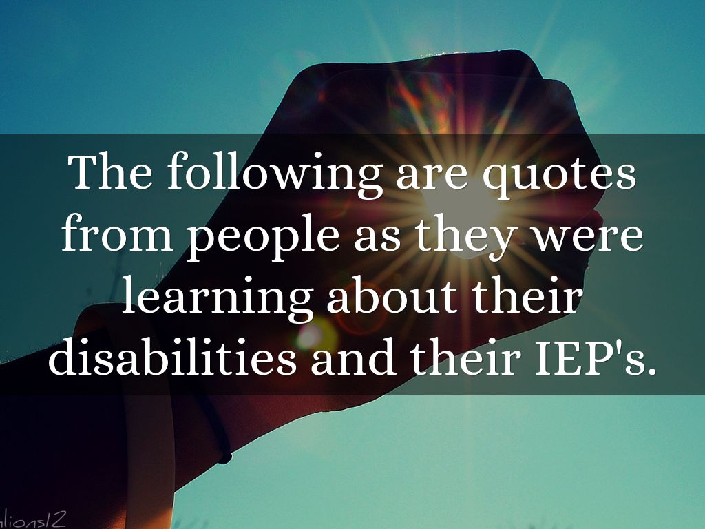 Quotes About Disabilities 152 Disabilities Quotesquotesurf