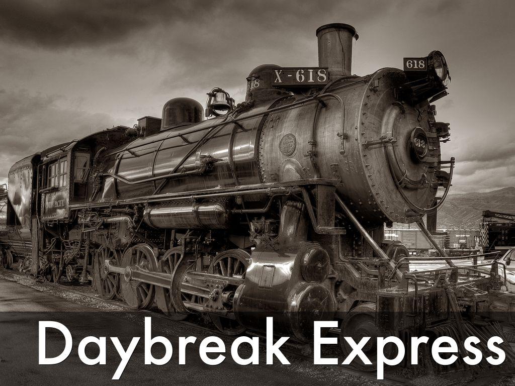 daybreak express duke ellington