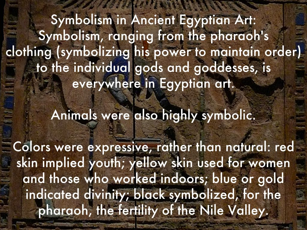 The Art Of Ancient Egypt By Amy Drumheller