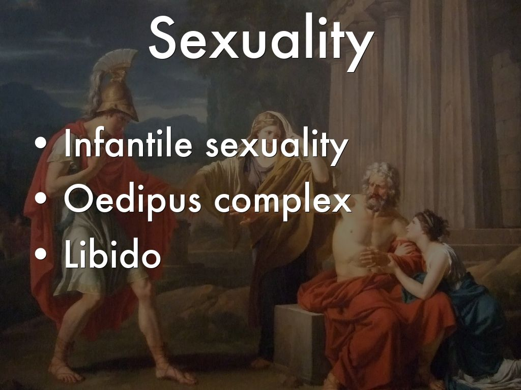 a discussion on the oedipus complex and sexual difference The oedipus complex (also spelled œdipus complex) is a concept of psychoanalytic theory sigmund freud introduced the concept in his interpretation of dreams (1899.