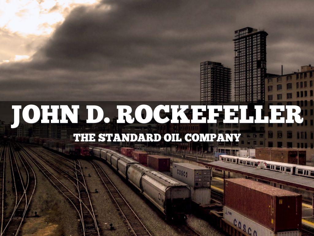 Market Research Companies >> John D. ROCKEFELLER by mary270896