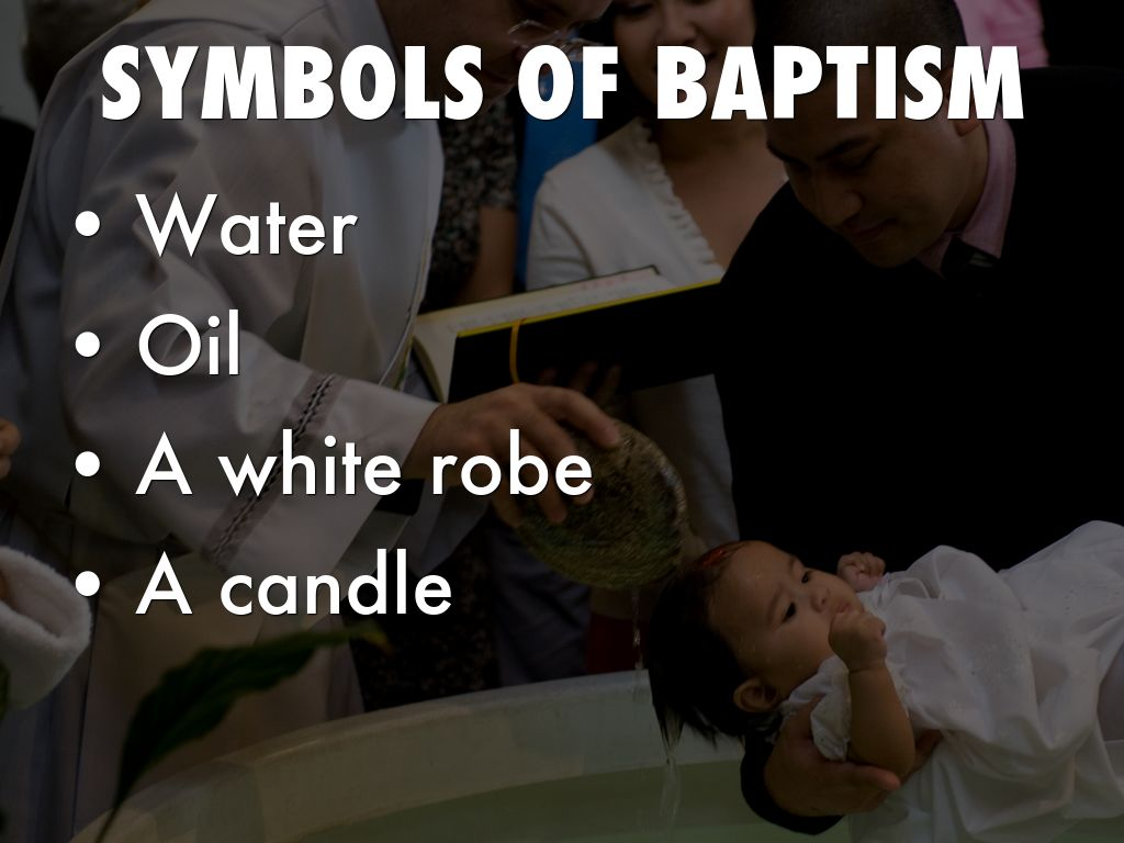 Sacraments of initiation by chris evans baptism biocorpaavc Choice Image