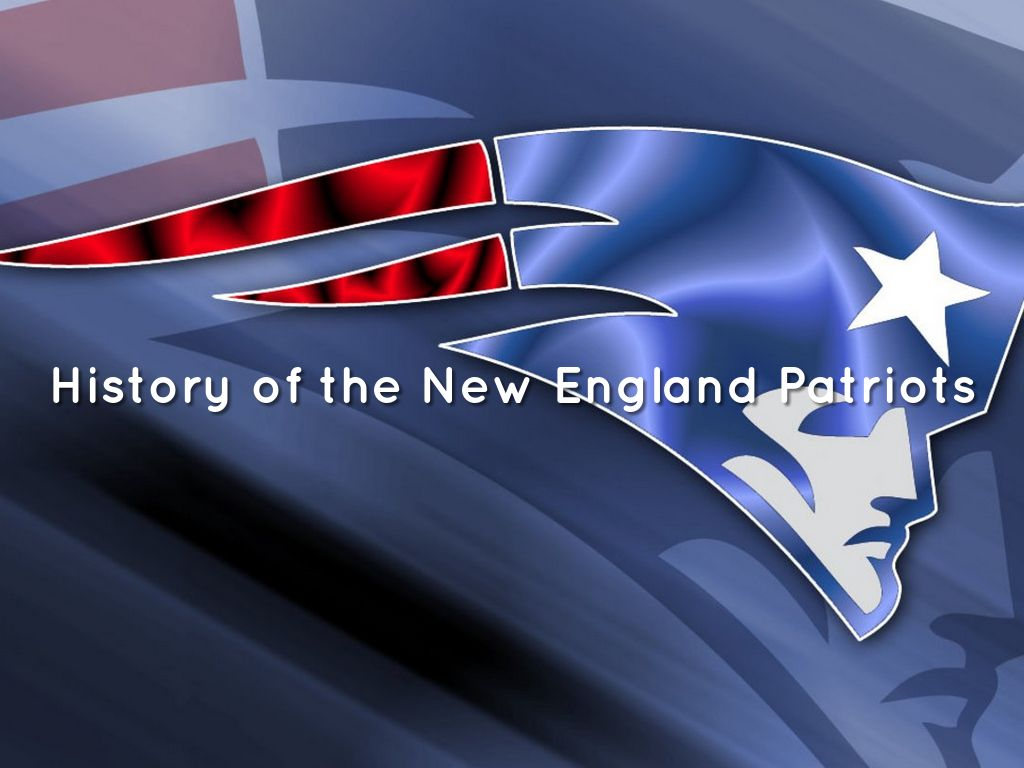 History Of The New England Patriots By 2019476