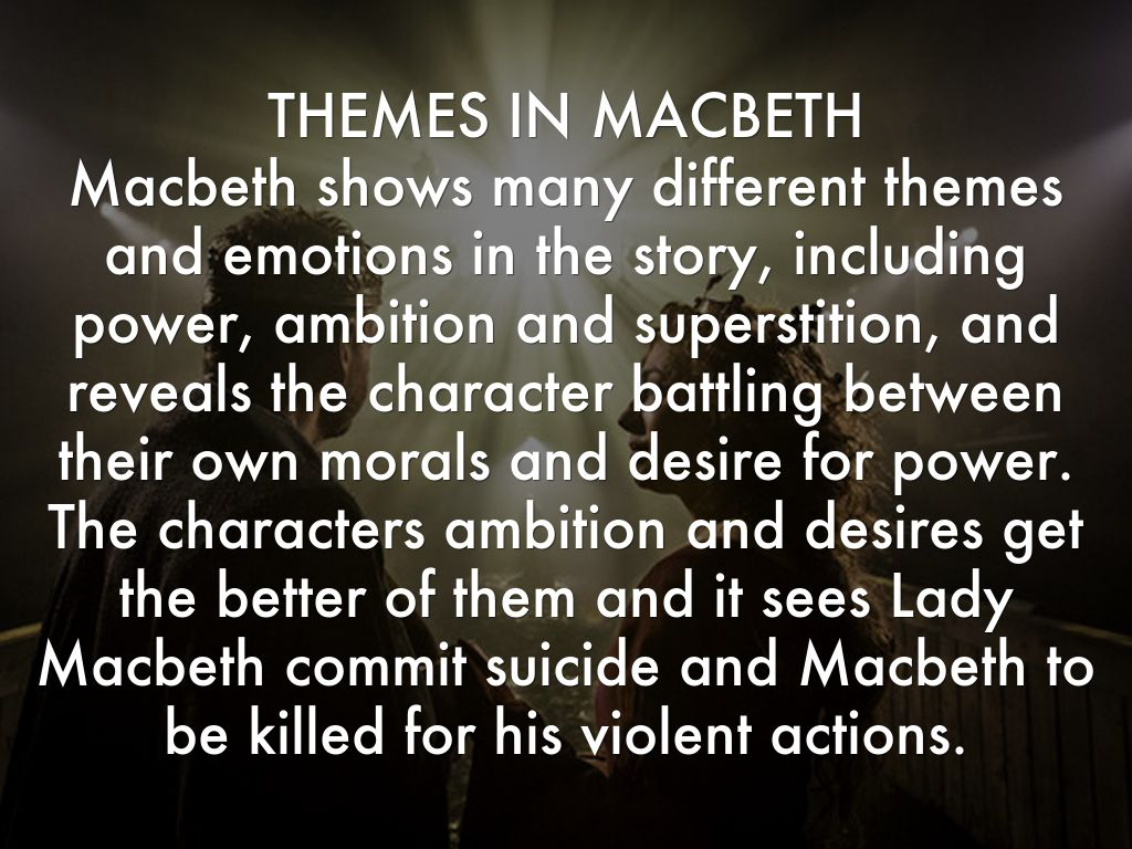 ambition essay macbeth Ambition in macbeth in macbeth, a play set in scotland, william shakespeare wrote a tragedy of a man's ambition in the play, macbeth is described as a man.
