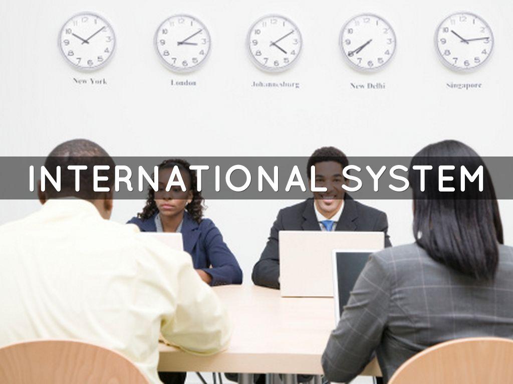 international system We're iso, the international organization for standardization we develop and publish international standards.