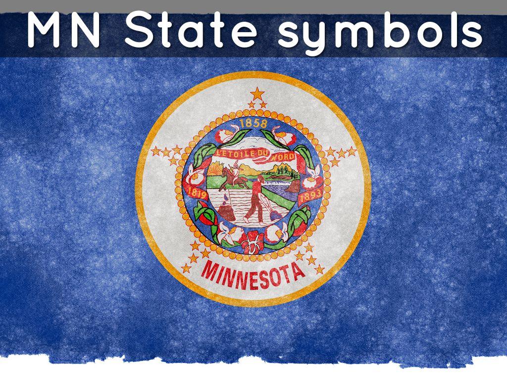 Mn State Symbols By Keelinm9