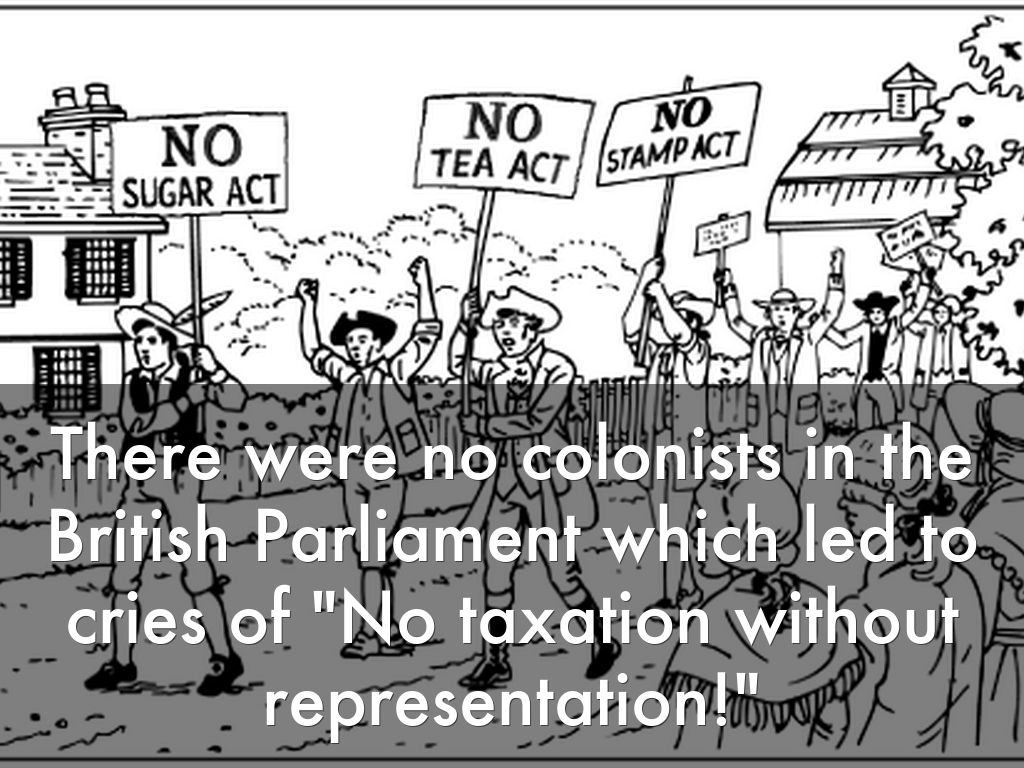 taxation and representation Nit 3 essay: taxation and representation - a debate in the years between the end of the french and indian war and the skirmishes at lexington and concord, 17.
